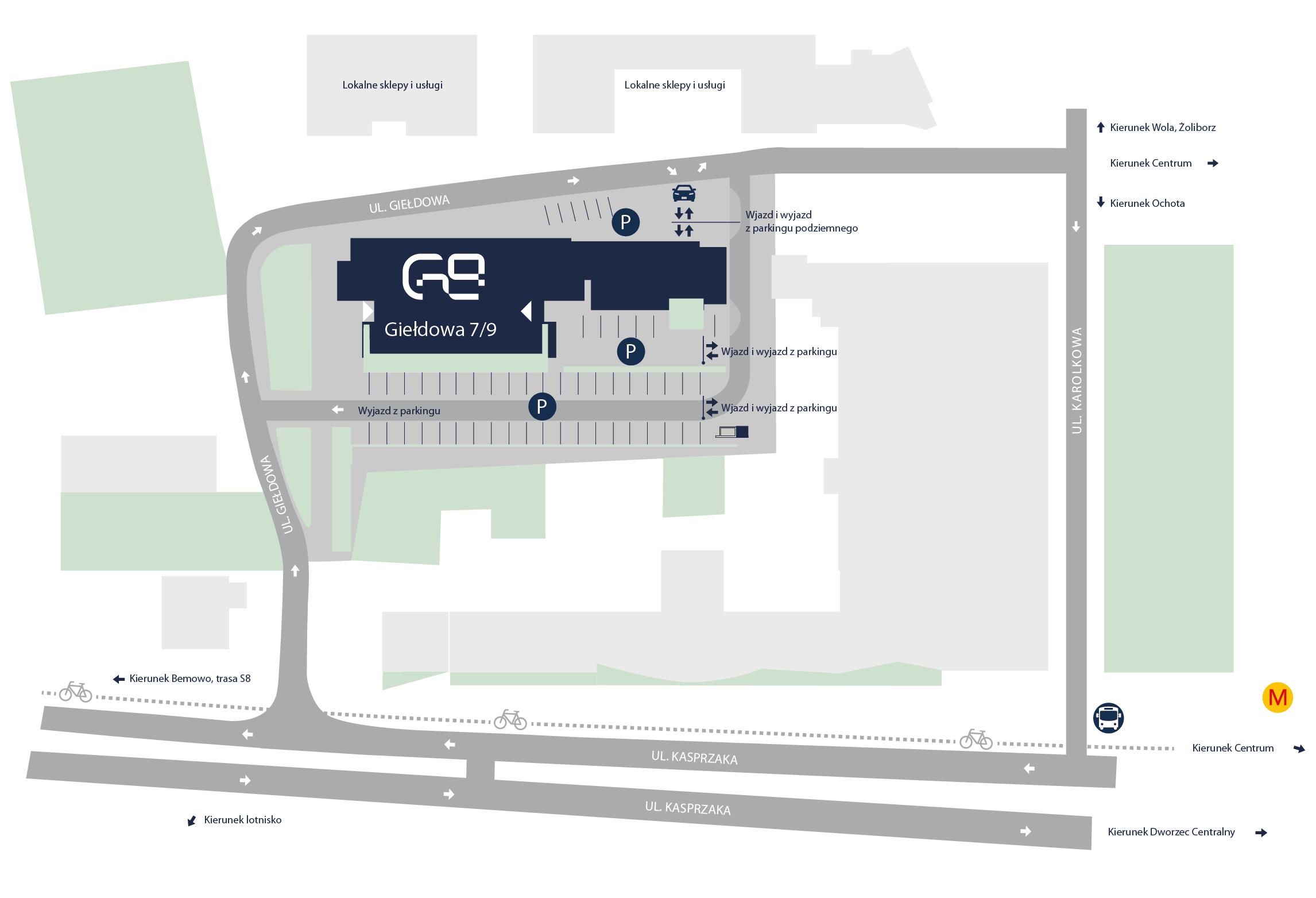 G9 Offices-Lokalizacja